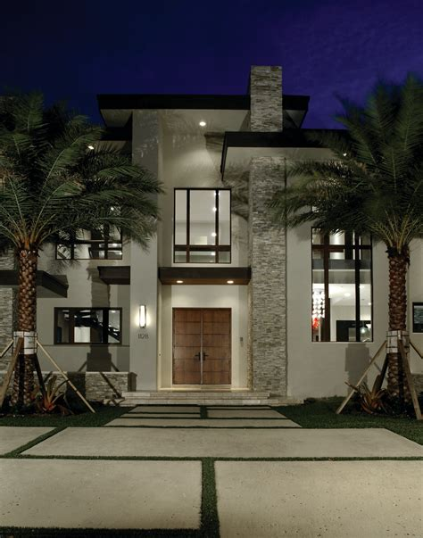home design outside look modern 15 ville moderne di lusso dal design contemporaneo