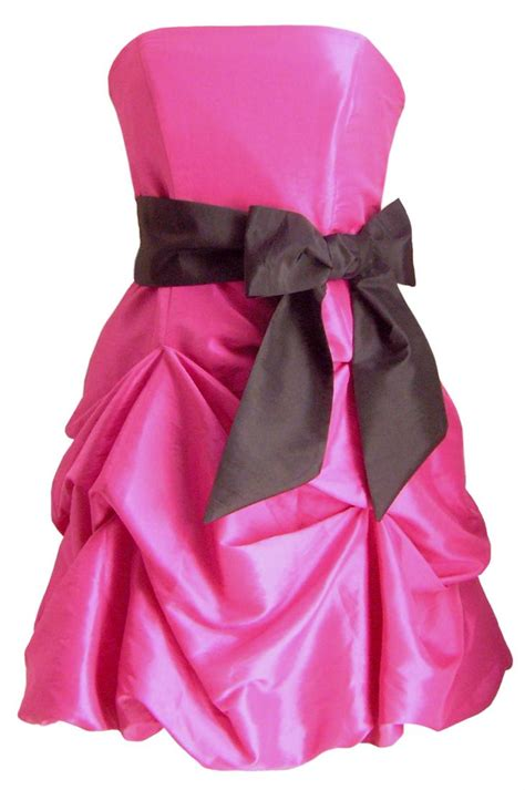 Dress Pink prom dresses color attire