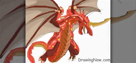 bakugan painting how to draw the drago from bakugan 171 drawing