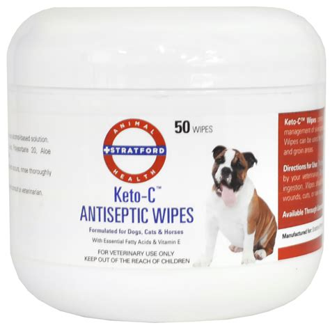 antiseptic for dogs keto c antiseptic wipes 50 count