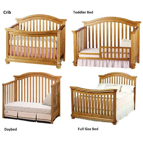 sorelle crib to toddler bed to accommodate your growing child the sorelle vista elite