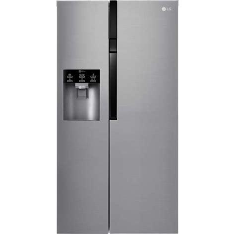 best price fridge freezer lg gsl561pzuz american fridge freezer stainless steel