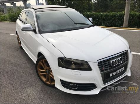 Audi S3 Malaysia by Audi S3 2009 2 0 In Selangor Automatic Hatchback White For