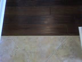 wood to tile transition down bath renovation ideas pinterest woods and tile
