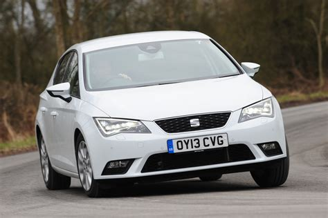 Leon Auto by 2013 Seat Leon Pictures Auto Express