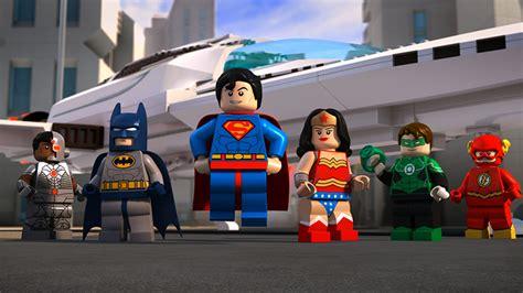 lego movie justice league vs legion of doom lego justice league attack of the legion of doom blu