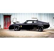 Mad Max Interceptor Ford Falcon Aussie Muscle Car