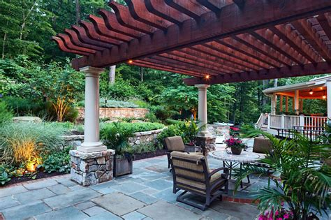 patio with arbor pergola kits patio traditional with arbor arch columns