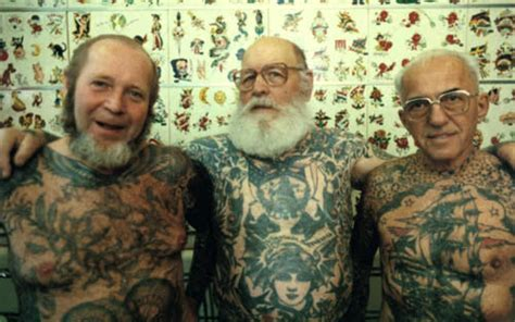 old man with tattoos 23 seniors that prove tattoos can still look cool on