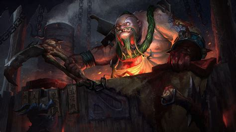 dota 2 wallpaper bundle the long awaited pudge arcana is here and it looks brutal