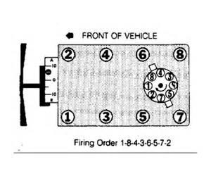 Chrysler 360 Firing Order What Causes A 1985 Dodge D100 Custom 318 V8 Toto Turn