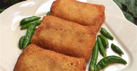 resep risoles enak  sederhana cookpad