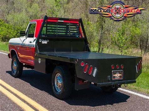 f250 truck bed for sale 1976 ford f250 4x4 pickup for sale ford f 250 flat bed