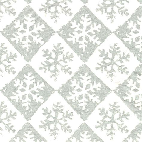 chequered snowflake design christmas tissue paper
