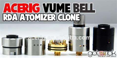 Tokugawa 24 Rda Atomizer Black Best Clone vume bell rda atomizer clone 22 95 gotsmok