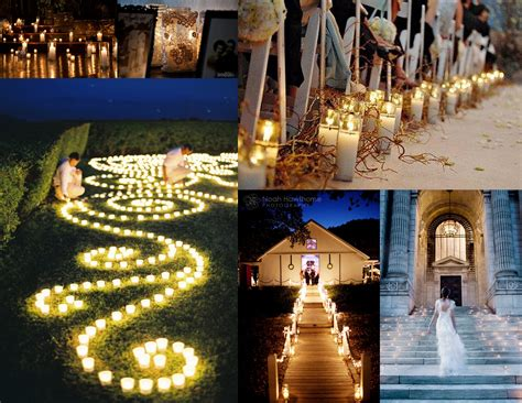 Outdoor Wedding Lighting Candles Also For A Trends Outdoor Lighting For Weddings