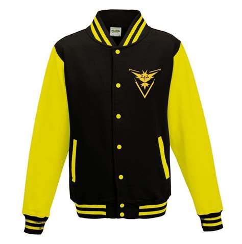 Hoodie Team Instinct 1 gotshirts team instinct varsity jacket black