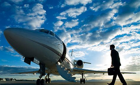 Mba Traveling business aviation
