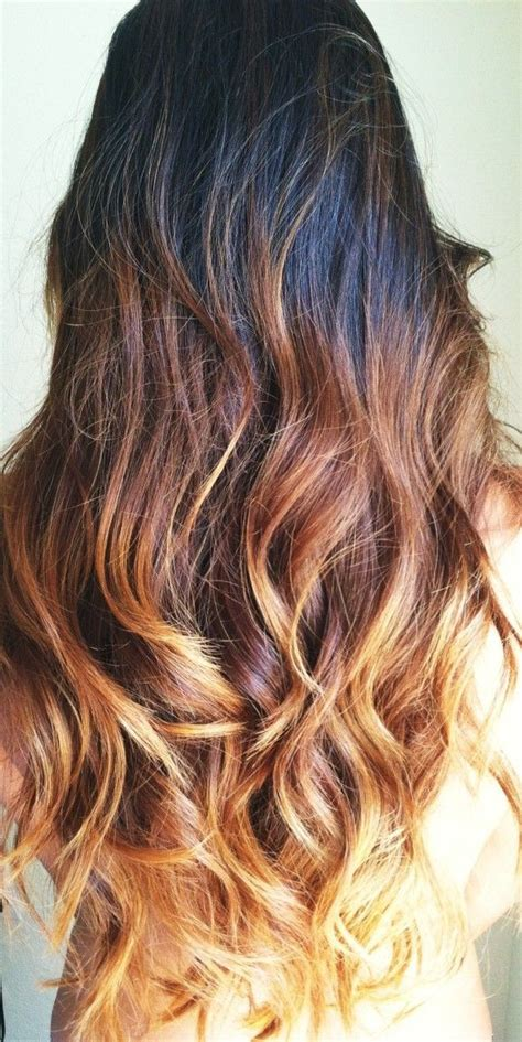 brunette to blonde ombre 20 hair with blonde highlights hairstyles you must see