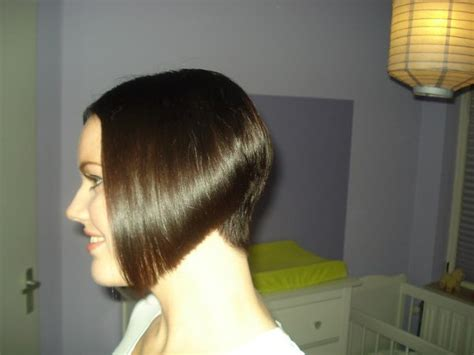 v buzzed hairstyle in the back buzzed back bob haircut pictures celebrity hairstyles