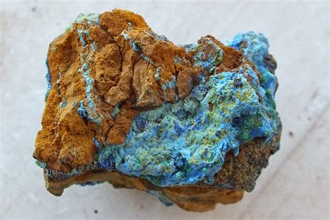 a ore gold ore shoots