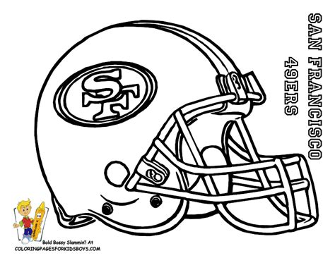 coloring pages nfl helmets gallery for nfl logo coloring pages football pinterest