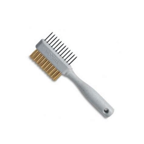 Sided Comb two sided brush comb finishing supplies