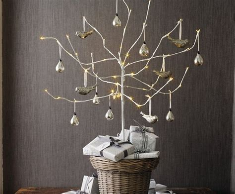 how to fix christmas tree branches 21 beautiful faux diy trees to brighten the season inhabitots