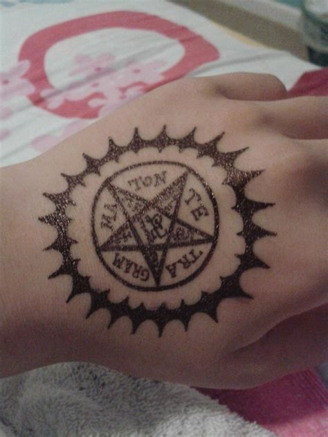 pentacle tattoo pentagram tattoos designs ideas and meaning tattoos for you