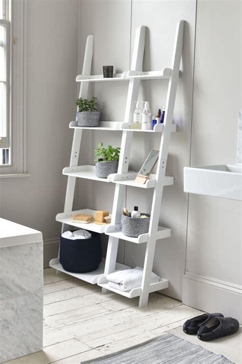 Cottage Bathroom Look Add This Bathroom Ladder Shelf Homesfeed Bathroom Ladder Shelves Uk Cottage Bathroom Look Add This Bathroom Ladder Shelf 25 Best
