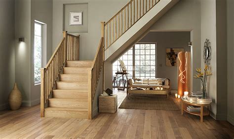Stair Cladding   Oak Stair Flooring By Cheshire Mouldings