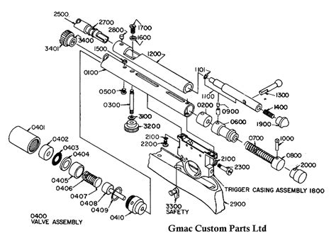 parts diagrams qb 78 diagram spare parts gmac custom parts