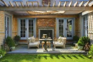 sconset residence transitional patio boston by