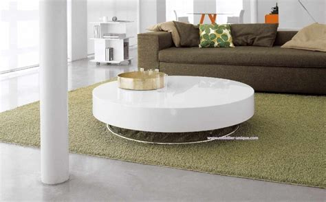 Incroyable Table Basse Ronde Relevable #1: table-basse-ronde-laquee-design-kelly.jpg