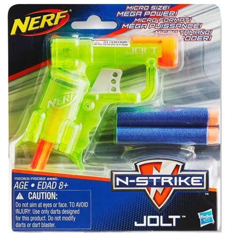 Nerf Jolt Blaster nerf n strike elite jolt blaster multicolour forte