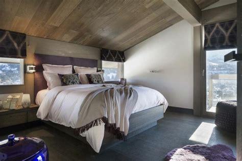 deco chambre chalet montagne d 233 co chalet montagne 99 id 233 es pour la chambre 224 coucher