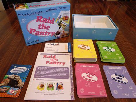 The Pantry Raid by Raid The Pantry S Gaming Addiction