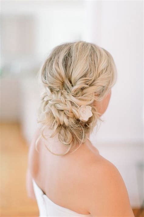 bridesmaid hairstyles ideas and hairdos wedding hair ideas for medium hair