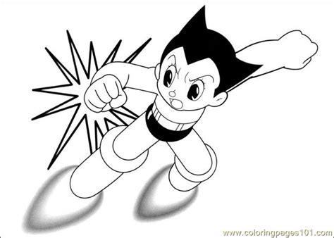 coloring pages astro boy 01 cartoons gt astro boy free