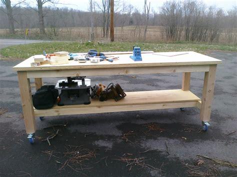 my first workbench kreg owners community