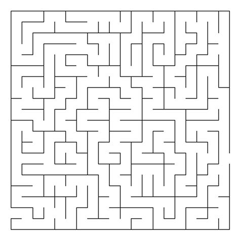 printable maze animal mazes coloring pages