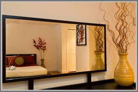 Cermin Kamar Tidur cermin dan jam dinding aksesoris di kamar tidur