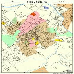 college and state map state college pa pictures posters news and on
