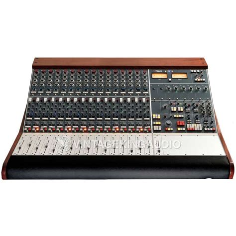 neve recording console neve bcm10 2 mk2 16 ch modern bcm10 recording console
