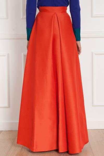 Maxi Kembang 4 fesyen skirt labuh popular kisahsidairy