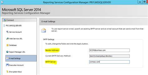 Sql Query Notification Tutorial | configuring email notification for configuration manager