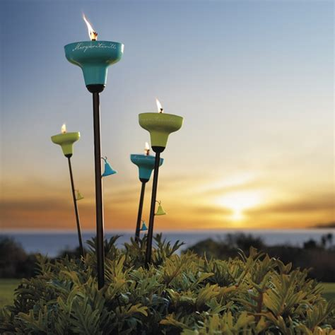 Outdoor Torch Lights Tiki Torch Lights And Outdoor Ls Garden Gear