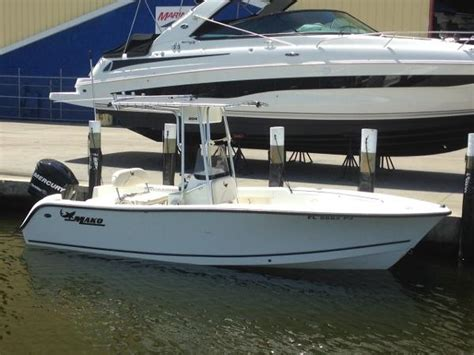 used mako offshore boats mako 204 center console boats for sale