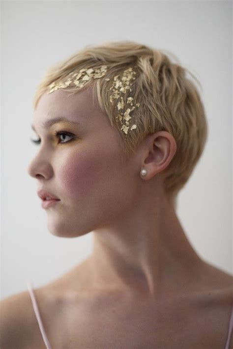medium hair styles with barettes 25 best ideas about pixie hair accessories on pinterest