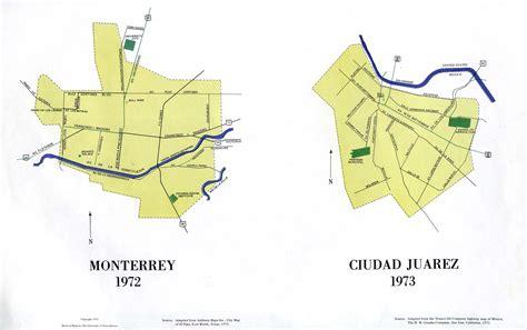 mapa de cd juarez chihuahua mexico maps perry casta 241 eda map collection ut library
